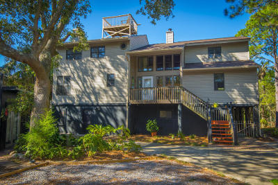 Folly Beach SC Single Family Home Contingent: $719,000
