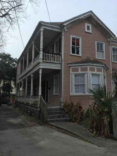 Charleston Multi Family Home For Sale: 137 Saint Philip Street