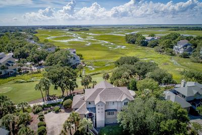 Isle Of Palms Single Family Home For Sale: 7 Marsh Point Lane
