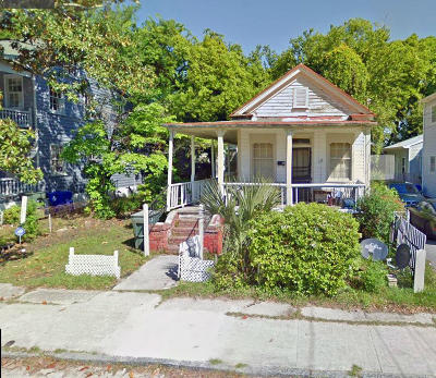 Charleston SC Single Family Home Contingent: $250,000
