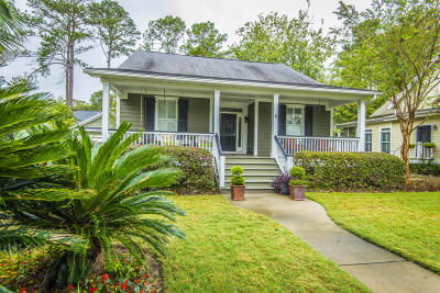 Johns Island Single Family Home For Sale: 5115 Coral Reef Drive