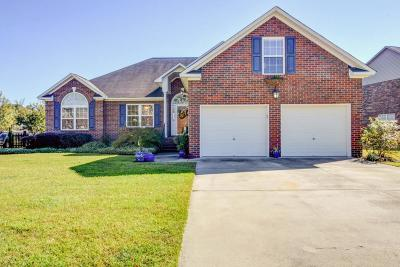 Goose Creek Single Family Home Contingent: 109 Westover Drive
