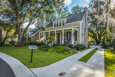 Charleston Single Family Home Contingent: 771 Canopy Cove