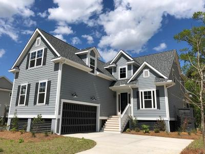 Mount Pleasant Single Family Home For Sale: 1560 Red Tide Road