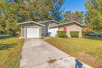 Ladson Single Family Home Contingent: 305 Pembrook Street