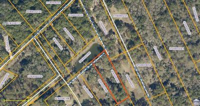 Edisto Island SC Residential Lots & Land For Sale: $124,900