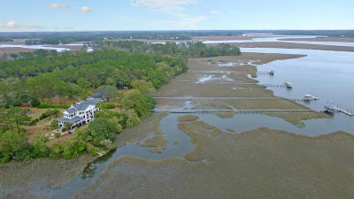 Edisto Island SC Single Family Home For Sale: $999,000