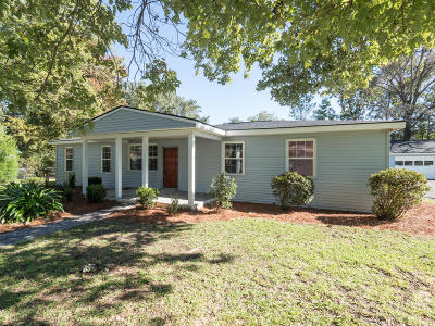 Johns Island Single Family Home Contingent: 3451 Cynthia Drive
