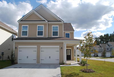 Ladson Single Family Home For Sale: 9816 Lone Cypress Lane
