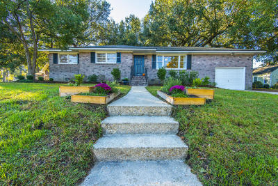 North Charleston Single Family Home Contingent: 1157 Rickey Street