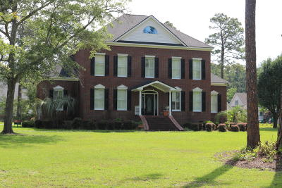 Walterboro Single Family Home For Sale: 926 Mallory Lane