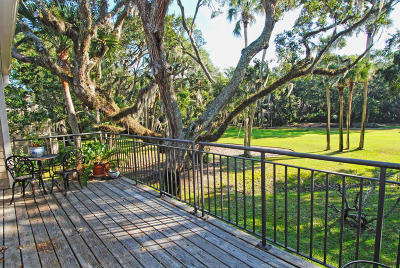 Seabrook Island SC Attached For Sale: $110,000