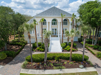 Isle Of Palms Single Family Home For Sale: 71 Ocean Point Drive
