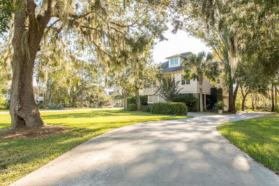 Johns Island Single Family Home For Sale: 2505 Headquarters Plantation Drive