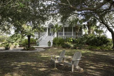 Johns Island Single Family Home For Sale: 2412 Royal Oak Drive