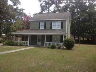 Walterboro Single Family Home For Sale: 407 Hazel Street