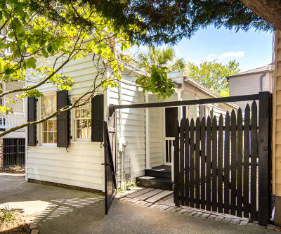 Charleston Single Family Home For Sale: 3 Montagu Street