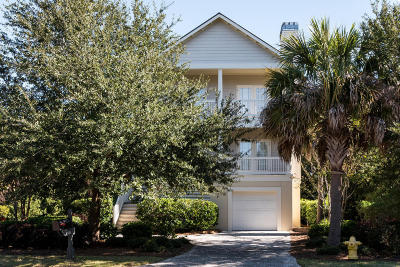 Seabrook Island Single Family Home For Sale: 4008 Bridle Trail Drive