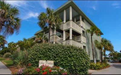 Isle Of Palms Attached Contingent: 1300 Ocean Boulevard #345