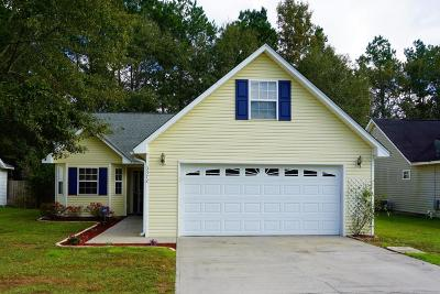 Ladson Single Family Home For Sale: 3372 Wayland Drive