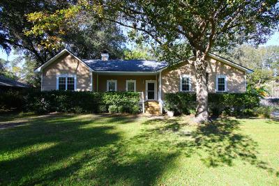 Charleston Single Family Home For Sale: 1518 Lynton Street