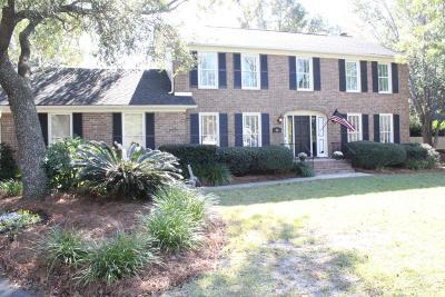 Charleston Single Family Home Contingent: 16 Hobonny Lane