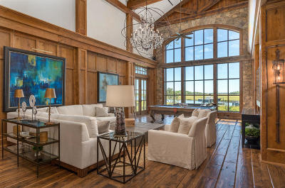 Kiawah Island Single Family Home For Sale: 23 Cormorant Island Lane