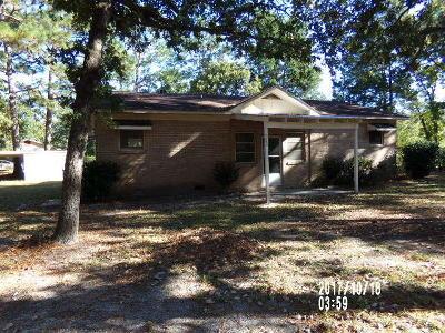 Walterboro Single Family Home Contingent: 510 Carolina Circle