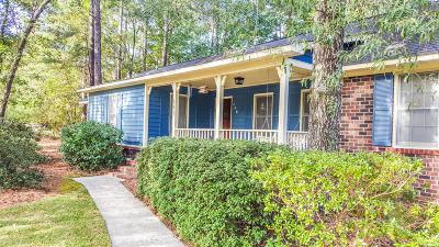 Goose Creek Single Family Home For Sale: 105 Cherry Hill Avenue