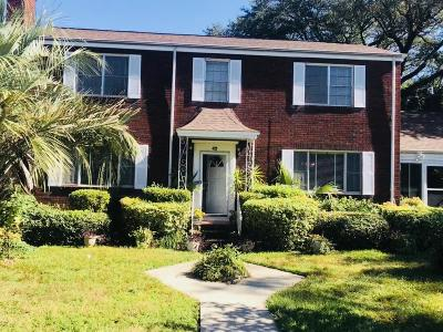 Charleston SC Single Family Home Contingent: $700,000