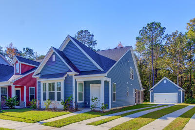 Charleston Single Family Home For Sale: 1600 Nautical Chart Drive