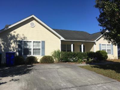 Ladson Single Family Home Contingent: 9907 Levenshall Drive