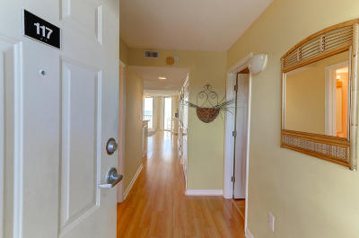 Charleston County Attached For Sale: 201 W Arctic Avenue #117