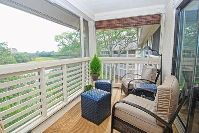 Seabrook Island Attached For Sale: 2004 Long Bend Drive