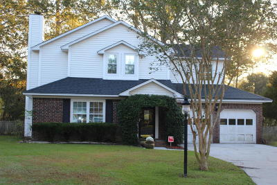 Charleston Single Family Home Contingent: 2621 Sun Beam Way