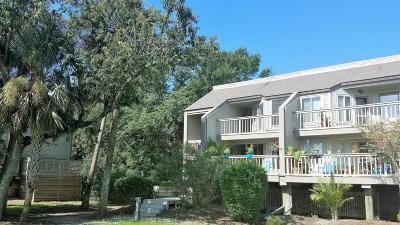 Seabrook Island Attached For Sale: 1633 Live Oak Park (Courtside)