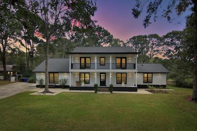 Mount Pleasant, Isle Of Palms, Daniel Island, Awendaw Single Family Home For Sale: 1114 Spyglass Point