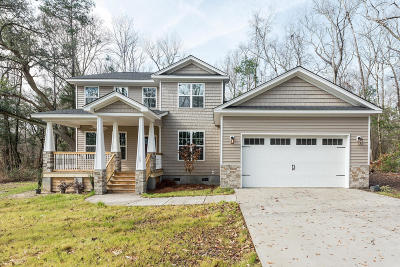 Single Family Home For Sale: 122 Pelican Lane