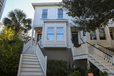 Charleston County Attached Contingent: 112 Howard Mary Drive #A