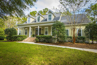 Mount Pleasant Single Family Home For Sale: 727 Angus Court