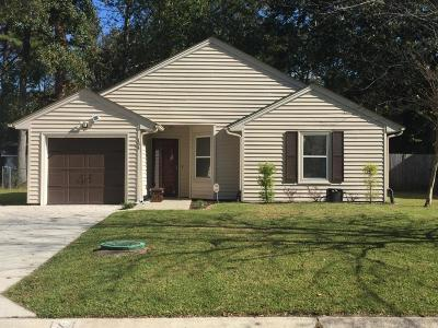 Ladson Single Family Home Contingent: 184 Mickler Drive