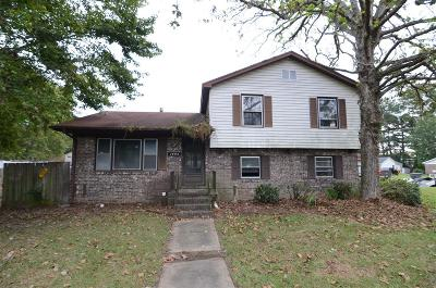 Single Family Home For Sale: 7602 Vanderbrook Place