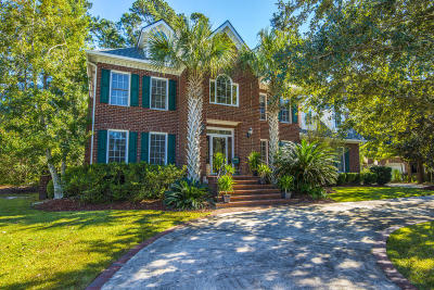 Charleston Single Family Home For Sale: 4312 Club Course Drive