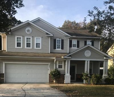 Ladson Single Family Home For Sale: 114 Graduate Lane