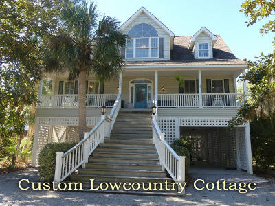 Edisto Island SC Single Family Home For Sale: $554,900
