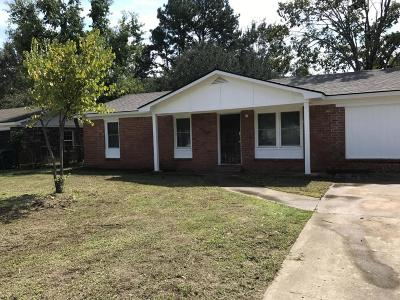 Goose Creek Single Family Home For Sale: 205 Water Oak Drive