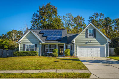 Ladson Single Family Home For Sale: 228 Equinox Circle