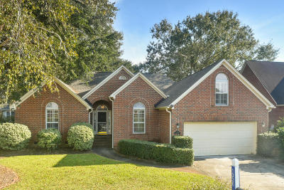 Single Family Home Contingent: 1336 Deep Water Drive