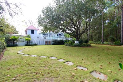 Sullivans Island Single Family Home For Sale: 2618 Middle Street