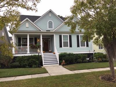 Mount Pleasant Single Family Home Contingent: 2615 River Bluff Lane